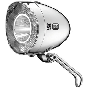 XLC LED Retro Koplamp incl. Reflector, chrome
